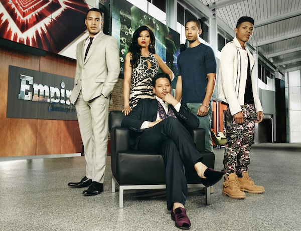 Cast of Empire