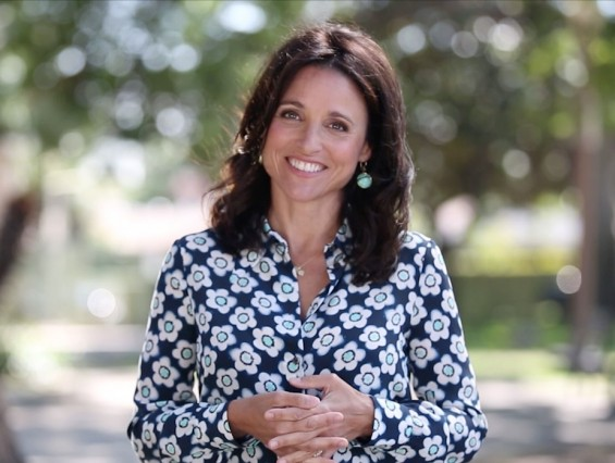 Julia Louis-Dreyfus for NBME