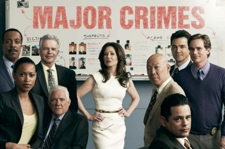 Mary McDonnell, Major Crimes