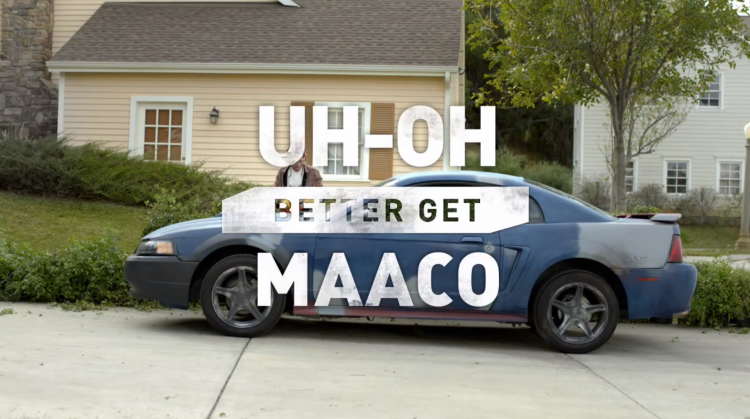 Maaco TV Campaign