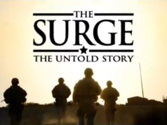 The Surge - The Untold Story